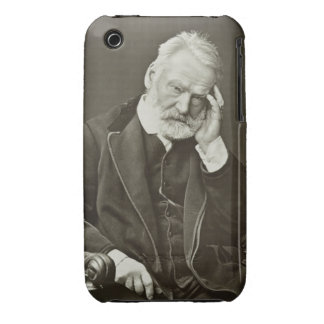 Victor Hugo (1802-85), from 'Galerie Contemporaine iPhone 3 Case-Mate Cases
