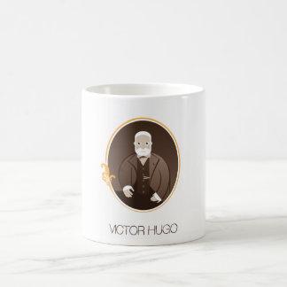 Victor Hugo Cartoon Mug