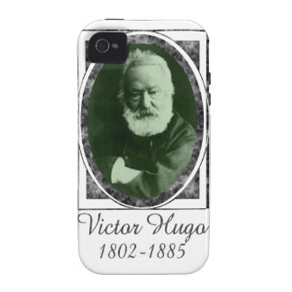 Victor Hugo Case-Mate iPhone 4 Cover