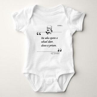 Victor Hugo Open School Door Quote T-shirt