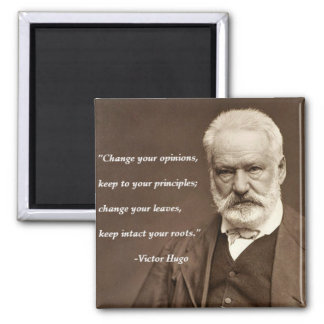 Victor Hugo Quote Magnet