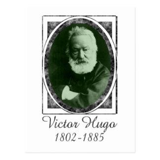 Victor Hugo Tarjeta Postal