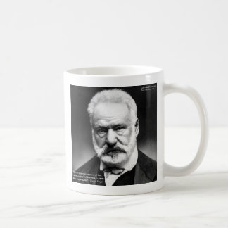 """Victor Hugo """"Tenderness"""" Quote Gifts Mugs Cards"""