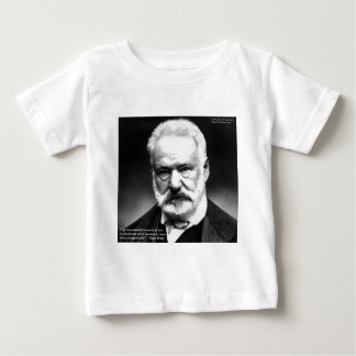 """Victor Hugo """"Tenderness"""" Quote Gifts Mugs Cards Infant T-shirt"""