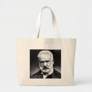 """Victor Hugo """"Tenderness"""" Quote Gifts Mugs Cards Large Tote Bag"""