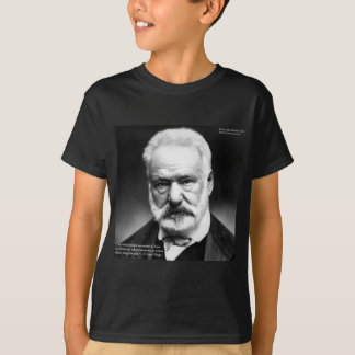 """Victor Hugo """"Tenderness"""" Quote Gifts Mugs Cards T-Shirt"""