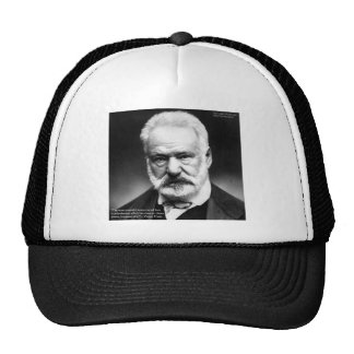 """Victor Hugo """"Tenderness"""" Quote Gifts Mugs Cards Trucker Hat"""