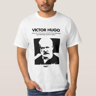 Victor Hugo white T-shirt