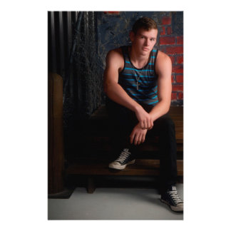 Victor Neil Jones senior pictures Stationery