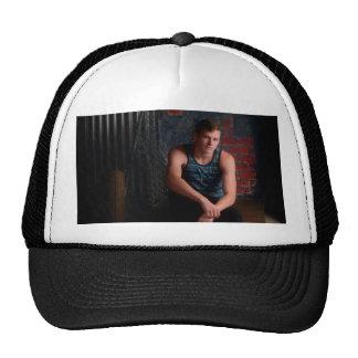 Victor Neil Jones senior pictures Trucker Hat