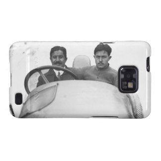 Victor Rigal at the 1914 French Grand Prix Samsung Galaxy S2 Covers