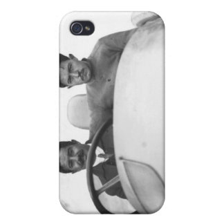 Victor Rigal at the 1914 French Grand Prix iPhone 4 Cases
