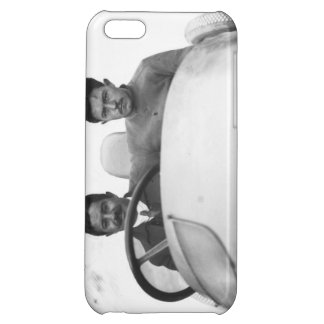 Victor Rigal at the 1914 French Grand Prix iPhone 5C Covers