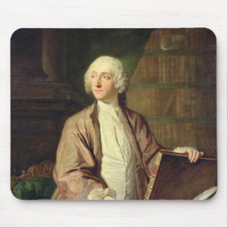 Victor Riquetti , Marquis of Mirabeau, 1743 Mouse Pads