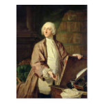 Victor Riquetti , Marquis of Mirabeau, 1743 Post Cards