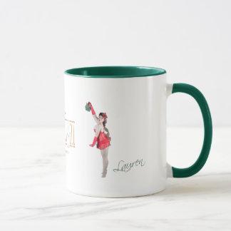 Victor Russell Pinup Mug - Lauren