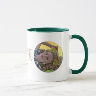 Victor Russell Pinup Mug - Tana