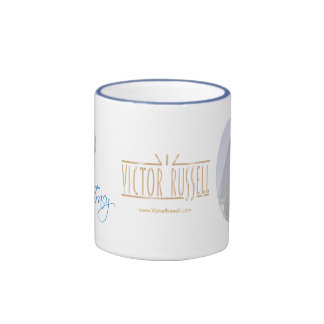Victor Russell Pinup Mug - Tracy