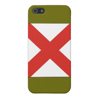 Victor (V) Signal Flag Cover For iPhone SE/5/5s