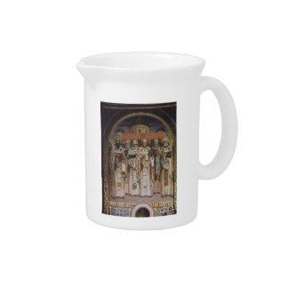Victor Vasnetsov: Catedral de santos Jarra Para Bebida