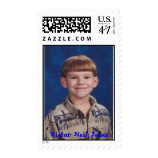 Victor, Victor Neil Jones Postage