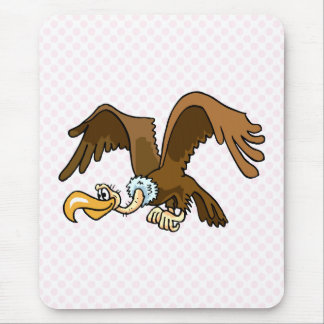 Victor Vulture Mouse Pad