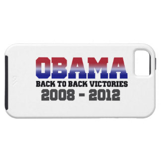 Victoria 2008 - 2012 de Obama iPhone 5 Case-Mate Fundas