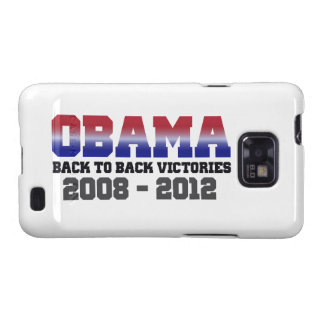 Victoria 2008 - 2012 de Obama Samsung Galaxy S2 Funda