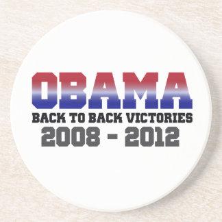 Victoria 2008 - 2012 de Obama Posavaso Para Bebida
