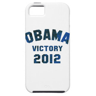 Victoria 2012 de Barack Obama iPhone 5 Case-Mate Carcasa