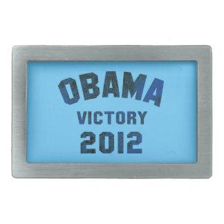 Victoria 2012 de Barack Obama Hebillas Cinturon
