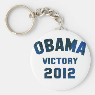 Victoria 2012 de Barack Obama Llaveros