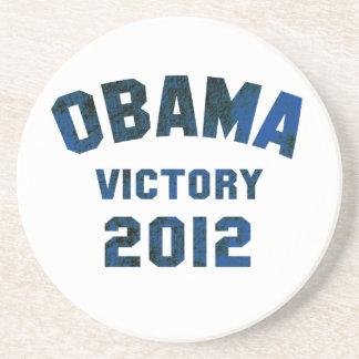 Victoria 2012 de Barack Obama Posavasos Manualidades