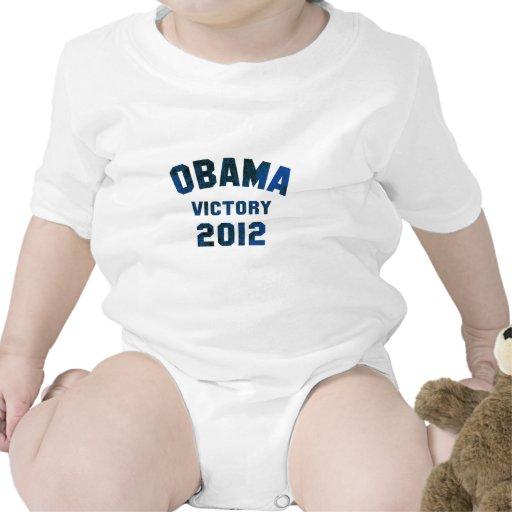 Victoria 2012 de Barack Obama Traje De Bebé