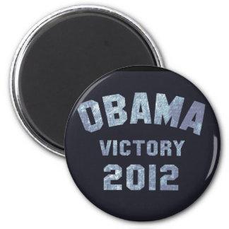 Victoria 2012 de Obama Iman Para Frigorífico