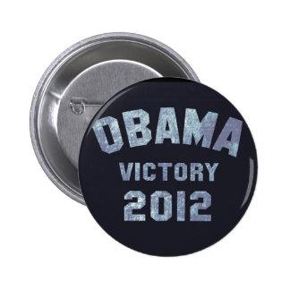 Victoria 2012 de Obama Pins