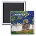 victoria aerial falls 2 inch square magnet