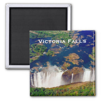 victoria aerial falls refrigerator magnets