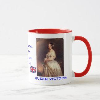 Victoria and Albert* Portrait Mug