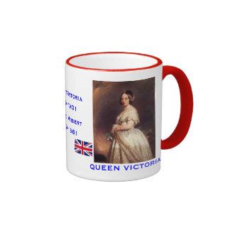 Victoria and Albert Portrait Mug Coffee Mug