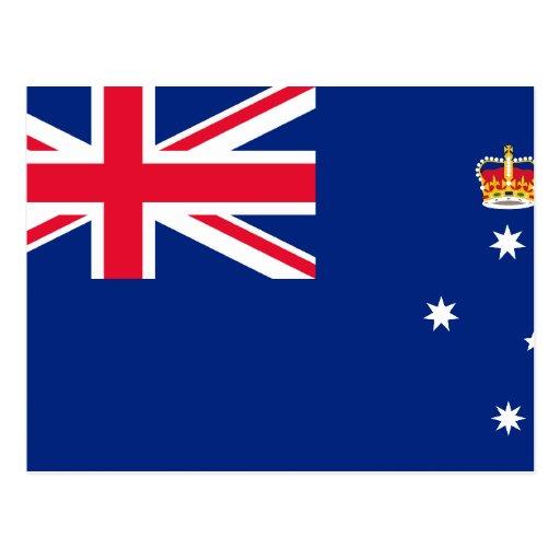 Victoria (Australia), Australia Tarjeta Postal