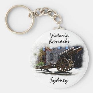Victoria Barracks-Sydney Keychain