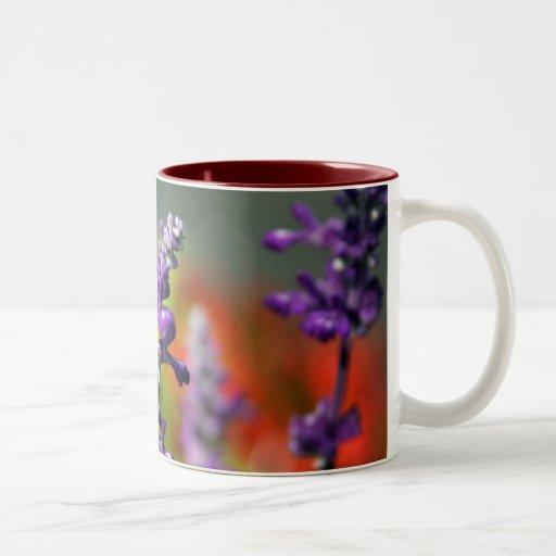 Victoria Blues Mug