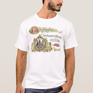 Victoria, British Columbia (Canada) retro art T-Shirt