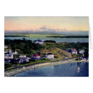 Victoria British Columbia Canada Shoal Bay Card
