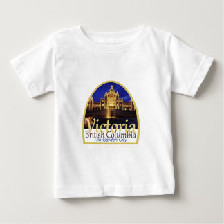 VICTORIA Canada Baby T-Shirt