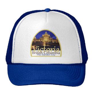 VICTORIA Canada Trucker Hat