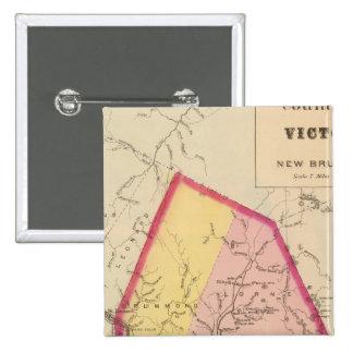 Victoria Co, NOTA Pin Cuadrado