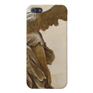 Victoria coa alas de Samothrace iPhone 5 Funda