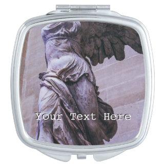 Victoria coa alas de Samothrace, Louvre, París Espejos De Viaje
